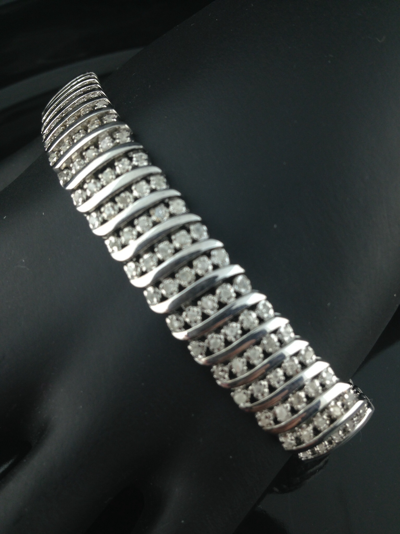 1.5 CT. Diamond Tennis Bracelet